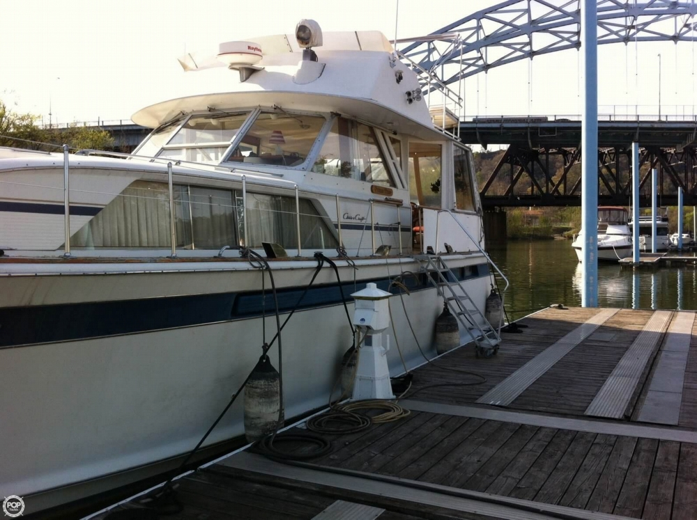 Chris-Craft Commander 47 for sale in United States of