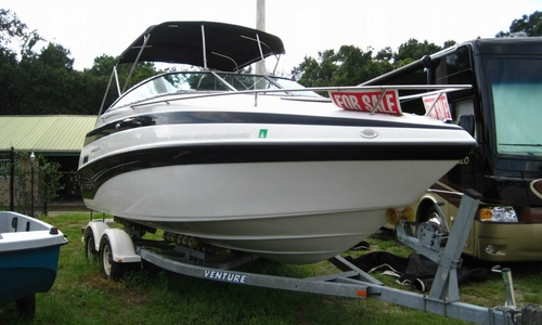 Image of Crownline 235 CCR for sale in United States of America for $25,500 (£18,267) Tampa, Florida, United States of America