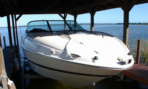 Image of Maxum 2400 SC for sale in United States of America for $19,500 (£14,051) Deer Island, Florida, United States of America