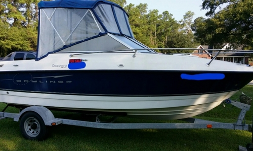 Image of Bayliner 192 Cuddy Discovery for sale in United States of America for $10,500 (£7,617) Conway, South Carolina, United States of America