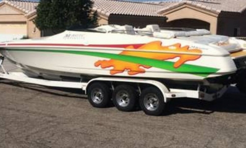 Image of Magic Wizard 29 XL for sale in United States of America for $39,200 (£28,199) Lake Havasu, Arizona, United States of America