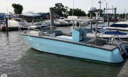 Image of Sea Ray Custom 24 for sale in United States of America for $24,000 (£17,208) So Portland, Maine, United States of America
