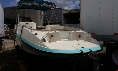 Image of Cobia 256 Sport Deck for sale in United States of America for $12,500 (£9,417) Miami, Florida, United States of America