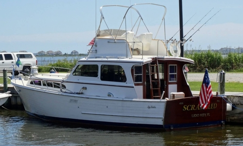 Image of Egg Harbor 37 Vintage Motor Yacht for sale in United States of America for $35,000 (£26,487) Manteo, North Carolina, United States of America