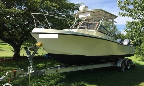 Image of Mako 258 Cuddy for sale in United States of America for $17,500 (£12,605) Brookeville, Maryland, United States of America