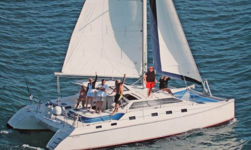 Image of PDQ Yachts 32 LRC for sale in United States of America for $59,000 (£42,442) Ft Lauderdale, Florida, United States of America