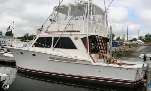Image of Jersey 40 Dawn for sale in United States of America for $45,000 (£34,141) North Kingstown, Rhode Island, United States of America