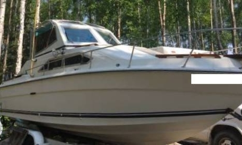 Image of Sea Ray 26 Weekender for sale in United States of America for $18,500 (£13,947) Chugiak, Alaska, United States of America