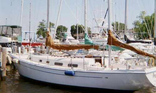 Image of Allied Princess Ketch for sale in United States of America for $22,000 (£16,757) Solomons Island, Maryland, United States of America