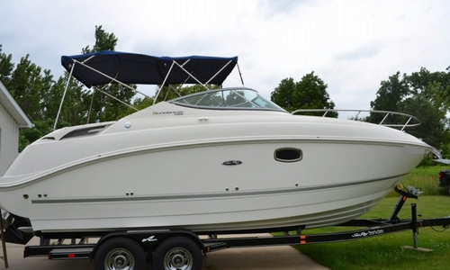 Image of Sea Ray 260 Sundancer for sale in United States of America for $69,000 (£48,866) Silverwood, Michigan, United States of America