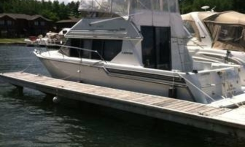 Image of Carver 320 Voyager SR for sale in United States of America for $34,500 (£24,744) Walker, Minnesota, United States of America