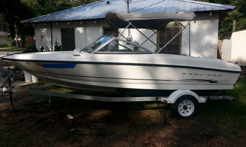 Image of Bayliner 175 Bowrider for sale in United States of America for $14,900 (£10,808) Marianna, Florida, United States of America