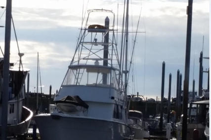Hatteras 52 Convertible for sale in United States of America for $175,000 (£130,058)