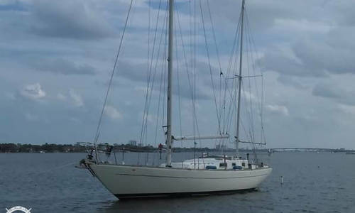 Image of Reliance 44 Ketch for sale in United States of America for $25,000 (£18,945) Holly Hill, Florida, United States of America
