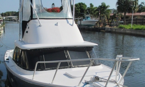Image of Bertram 31 SF for sale in United States of America for $45,000 (£33,669) Bradenton, Florida, United States of America