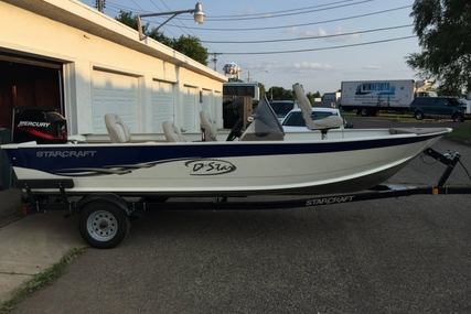Starcraft D-Star 160 SC for sale in United States of America for $11,500 (£8,547)