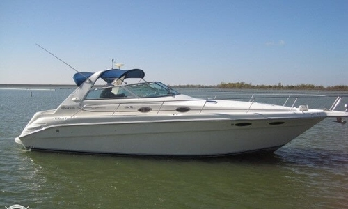Image of Sea Ray 330 Sundancer for sale in United States of America for $35,990 (£25,763) Panama City Beach, Florida, United States of America