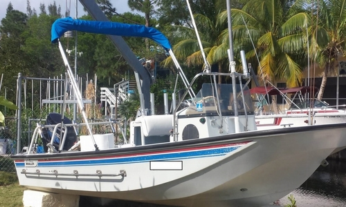 Image of Boston Whaler 17 Guardian for sale in United States of America for $13,500 (£10,134) Big Pine Key, Florida, United States of America