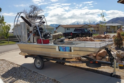 Hydroslide mini airboat 12 Wet Nymph for sale in United States of America for $15,000 (£10,706)