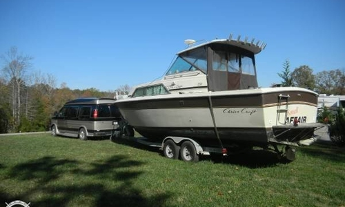 Image of Chris-Craft 280 Catalina Express for sale in United States of America for $12,500 (£9,489) , Virginia, United States of America