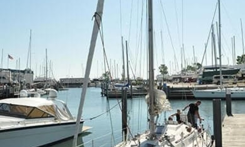 Image of C & C Yachts 39 for sale in United States of America for $27,000 (£19,481) Waukegan, Illinois, United States of America