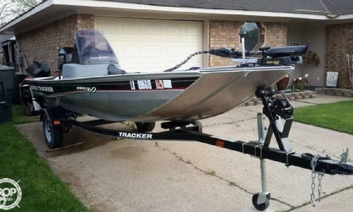 Image of Bass Tracker Pro Pro160 for sale in United States of America for $9,500 (£7,188) Bossier, Louisiana, United States of America