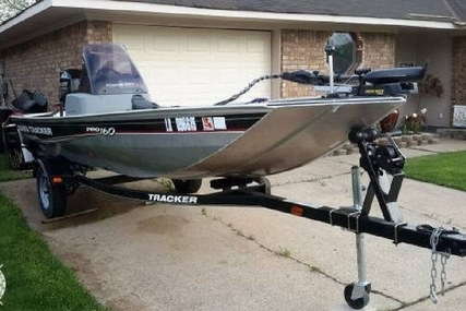 Bass Tracker Pro Pro160 for sale in United States of America for $9,500 (£7,181)