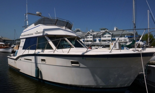 Image of Hatteras 37 Convertible for sale in United States of America for $40,000 (£28,550) Petaluma, California, United States of America