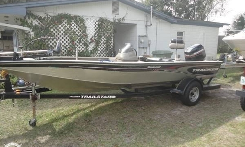 Image of Tracker V-18 Tournament for sale in United States of America for $12,500 (£9,518) Leesburg, Florida, United States of America
