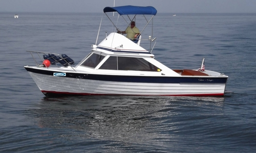 Image of Chris-Craft 28 Sea Skiff for sale in United States of America for $11,500 (£8,298) Palm Harbor, Florida, United States of America