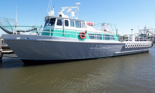 Image of Stewart Seacraft 64 Crew Boat for sale in United States of America for $189,000 (£135,552) Buras, Louisiana, United States of America
