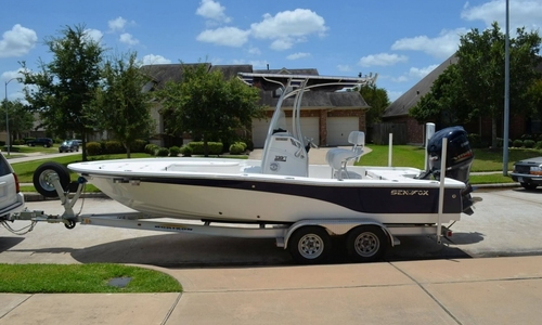 Image of Sea Fox 220 XT Bay Fox for sale in United States of America for $40,000 (£28,633) Richmond, Texas, United States of America