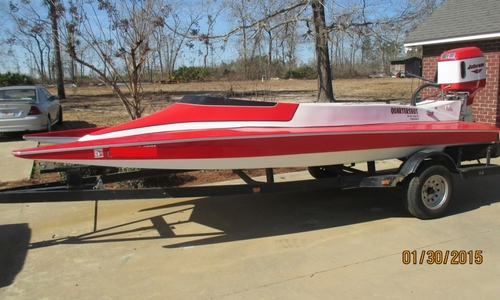 Image of Full Throttle 18 for sale in United States of America for $12,500 (£9,067) Baxley, Georgia, United States of America