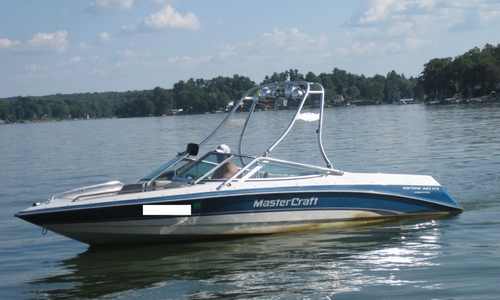 Image of Mastercraft Maristar VRS 225 for sale in United States of America for $20,500 (£15,610) Plymouth, Connecticut, United States of America