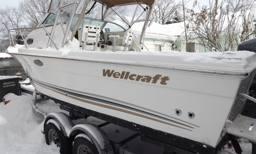 Image of Wellcraft 22 Walkaround for sale in United States of America for $17,500 (£13,325) Bridgeport, Connecticut, United States of America