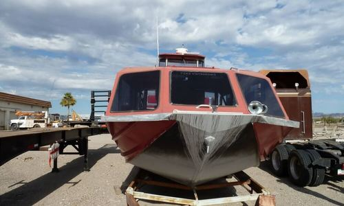Image of Custom Bentz 30 Tour Boat for sale in United States of America for $72,300 (£52,593) Havasu Lake, Arizona, United States of America