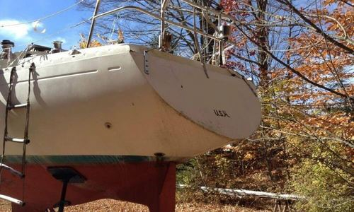 Image of Scampi Mark IV for sale in United States of America for $7,500 (£5,629) Jaffrey, New Hampshire, United States of America
