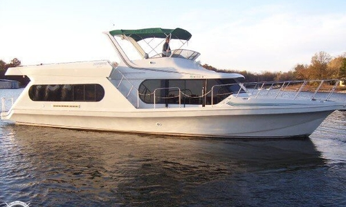 Image of Bluewater Yachts 543 LE for sale in United States of America for $104,900 (£74,682) Lake Ozark, Missouri, United States of America
