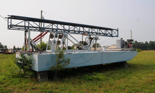 Image of Custom 30 Work Barge for sale in United States of America for $39,900 (£31,624) Shacklefords, Virginia, United States of America