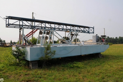Custom 30 Work Barge for sale in United States of America for $64,000 (£48,379)
