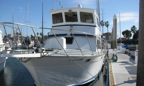 Image of Luhrs 38 Flybridge Sedan for sale in United States of America for $26,100 (£18,703) Coronado, California, United States of America