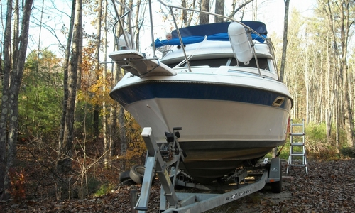 Image of Bayliner 2560 Convertible for sale in United States of America for $16,000 (£11,606) Dayton, Maine, United States of America