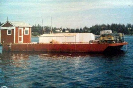 Corten Steel 20' x 52' Barge for sale in United States of America for $49,000 (£39,443)