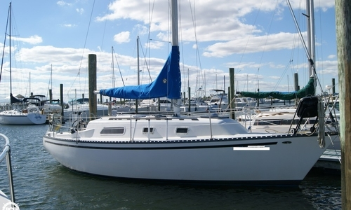 Image of Hunter 30 for sale in United States of America for $17,000 (£12,366) Gateway Marina, New York, United States of America