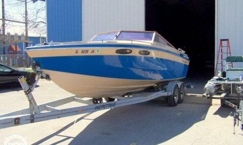 Image of Chris-Craft 260 Stinger for sale in United States of America for $14,900 (£10,750) Rockport, Illinois, United States of America
