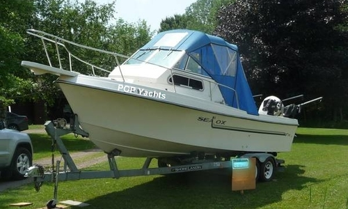 Image of Sea Ox 230C Walkaround for sale in United States of America for 14.000 $ (9.887 £) Pulaski, New York, United States of America