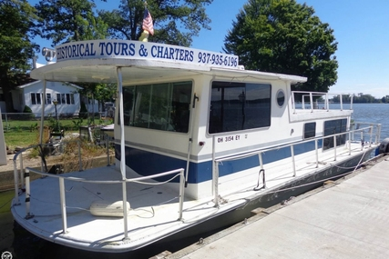 NAUTA-LINE 36 Silver Queen for sale in United States of America for $19,500 (£14,754)