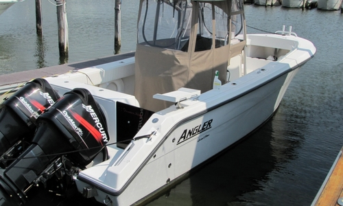 Image of Angler 260 Center Console for sale in United States of America for $47,000 (£33,912) Lindenhurst, New York, United States of America