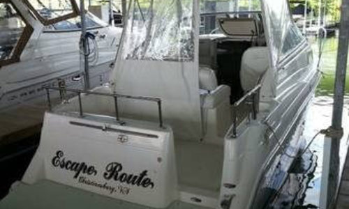 Image of Bayliner Ciera 2655 Sunbridge for sale in United States of America for $20,500 (£14,699) Christiansburg, Virginia, United States of America