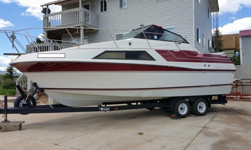 Image of Carver 279 Montego Cruiser for sale in United States of America for $18,000 (£13,656) Strawberry, Utah, United States of America